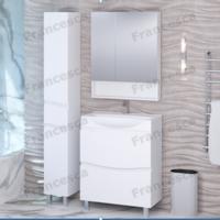 Комплект мебели Francesca Forte 85, белый
