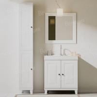 Комплект мебели Венеция Прованс 80 белый