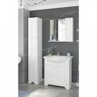 Комплект мебели Francesca Verona 75 белый (2 дв., ум. Элеганс 75)