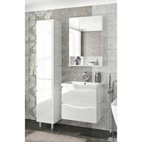 Комплект мебели Francesca Latina 60 подвесной белый