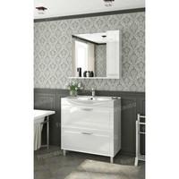 Комплект мебели Francesca Liverpool 85, белый
