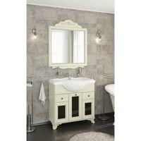 Комплект мебели Francesca Эстель 85 бежевый, декоративная рама