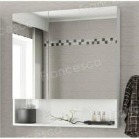 Зеркало-шкаф Francesca Forte 60 белый