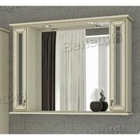 Зеркало-шкаф Венеция Мишель 105
