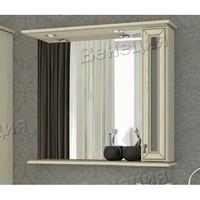 Зеркало-шкаф Венеция Мишель 85